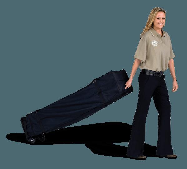 Deluxe Roller Bag